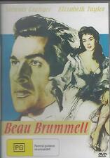 BEAU BRUMMELL STEWART GRANGER & ELIZABETH TAYLOR NEW ALL REGION DVD