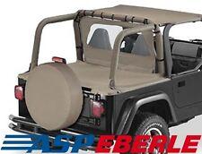 Heckabdeckung Duster Verdeck Jeep Wrangler TJ 96-02