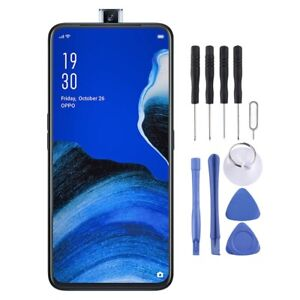 OEM Oppo Reno 2Z Original LCD Screen Touch Digitizer Glass Replacement BLACK