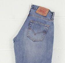 RARE Vintage Levi's 516 04 Blue Bootcut Flare Men's Jeans W27 L34