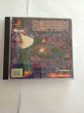 Ps1 Game Nanotek Warrior