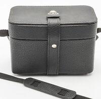 Kameratasche Fototasche camera bag universal in Schwarz black
