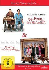 MEINE BRAUT, IHR VATER UND ICH + MEINE FRAU, IHRE SCHWIEGERELTERN UND ICH 2 DVDs