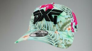 New PXG Aloha Players Hat - New ERA Authentic- Two Fit Options - Two Color Logo
