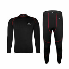 Winter Long Johns Set Women's / Men's Cycling Thermal Base Layer Underwear