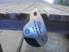 Titleist 585-H 19 Hybrid Utility Golf Club Left Hand Graphite S Shaft Stock Grip