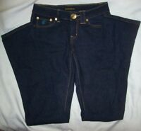 Women's Embellished Pockets Rocawear Dark Jeans - Pants Size 5