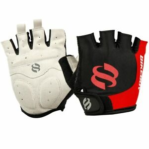 Sports Racing Motorcycle Cycling MTB Bike Half Finger Gloves for boys shockproof