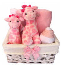 Baby Girl Gift basket, Gift for Baby Girl, Baby Shower Gift, New baby Gift