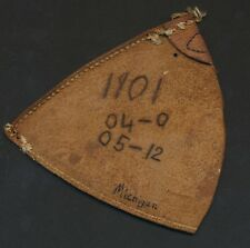 1901 MICHIGAN WOLVERINES Trophy Football Section