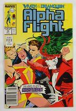 VINTAGE! Marvel Comics Alpha Flight #70 (1989)-Wrath of the Dreamqueen