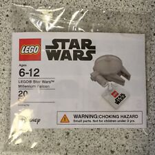 LEGO Star Wars Millennium Falcon 20 p Target Exclusive Building Block Toy A21-18