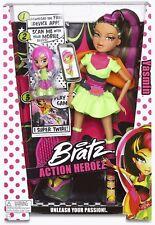 Bratz YASMIN Doll Superhero Action Heroez NEW Sealed in Box 2013 With Costume