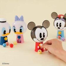 Bandai Disney Friends Classic Color Gashapon station Figure set 4 pcs