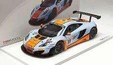 2013 McLaren 12C GT3 Gulf Racing - Truescale Miniatures  TSM141822R