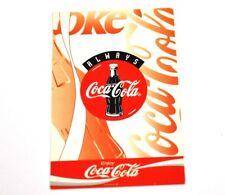 COCA-COLA COKE USA TASCABILE calendario pocket calendar 1998