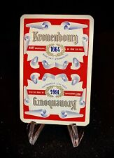 RARE *KRONENBOURG 1664* BEER - VINTAGE PLAYING CARDS (Full Deck)