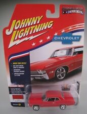 Chevy Impala 1968  rot  Limitiert auf 1.836 Stück  JOHNNY LIGHTNING 1:64 OVP NEU