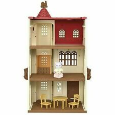 Sylvanian Families Red Roof House with Elevator HA-49 EPOCH 4905040140401
