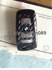 CARBON black Key Film BMW F-Series F01, F02, F10, F11, F12, F13, F25 uvm
