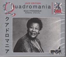 """Ella Fitzgerald 4CD Set """"Airmail Special"""" NEW & SEALED - 71 Trks 1st Class Post"""