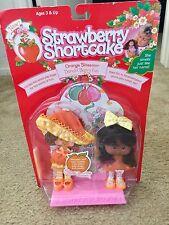 Strawberry Shortcake Orange Blossom Doll 1991 Still In Original Packaging