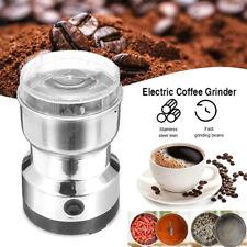 Mini Multifunction Smash Machine Electric Coffee Bean Grinder Nut Spice Househol