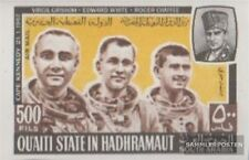 Aden - Qu´AITI State 141B (complete issue) unmounted mint / never hinged 1967 As