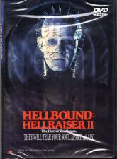 Hellbound: Hellraiser II- DVD Movie Brand New Fast Ship! (OD-TOUD-0079 / OD-054)