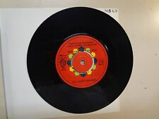 "EVERLY BROTHERS: That's Old Fashioned-How Can I Meet Her?-U.K. 7"" 1962 WB 67 DJ"