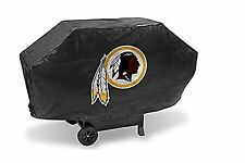 NFL Washington Redskins Deluxe Barbeque BBQ Grill Cover New