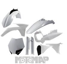 KIT PLASTICHE ACERBIS FULL KTM SX 125 144 150 250 2012 BIANCO 0015702.030