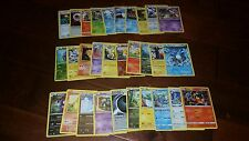 Pokemon Trading Card Game lot of 30 cards, some Holos, Great Price, Lot# 4