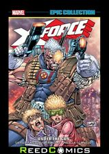 X-FORCE EPIC COLLECTION UNDER THE GUN GRAPHIC NOVEL (496 Pages) New Paperback