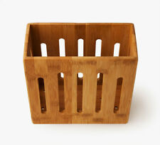Utensilienhalter Besteckständer Besteckhalter Aufbewahrungsbox 19cm x 9cm x 19cm