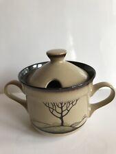 Denby Savoy Lidded Sugar Bowl