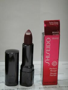 Shiseido Perfect Rouge Lipstick RS612 / RS 612  Full Size 4 g / 0.14 Oz New