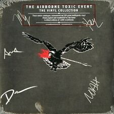 THE AIRBORNE TOXIC EVENT-Vinyl Collection 4LP (2011) LIMITED EDITION 1000 MADE F