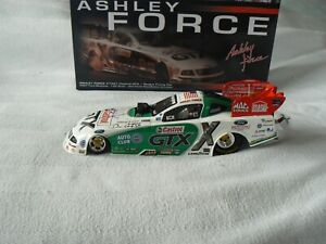 ASHLEY FORCE 2007 1/24 CASTROL GTX (JFR)FORD MUSTANG F/C(AUTOGRAPHED2X)