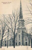 NEWTON NJ - Presbyterian Church - udb (pre 1908)