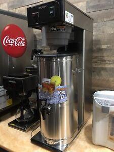 Bunn 34100.0001 TDO-5 5Gallon Iced Tea Dispenser