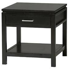 Particle Board Contemporary End Tables