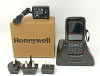 Honeywell dolphin 6000 palmare lettore barcode reader codici a barre kit used