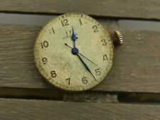 30's vintage watch movement & dial Omega ref. 2292 RAF Pilot navigation 6B/159