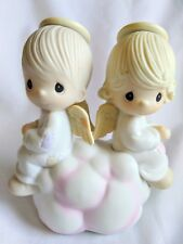 """Vintage Precious Moments 1979 """"But Love Goes On Forever"""" Collector's Figurine"""