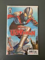 MARVEL RISE OF ULTRAMAN #1 ALEX ROSS PAINTED VARIANT 2020