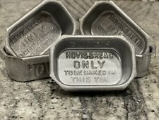 More details for 5 mini hovis tins (clearance- never been used) single bread tins vintage