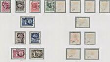COLONIE EGEO 1929 EM. GENERALI RODI PITTORICA Dent 11 S.2 US FIRM