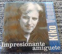 Kiko Veneno CD Single Impresionante Amiguete 2T 1997 Coleccionistas NUEVO SEALED