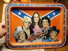 Vintage The Dukes Of Hazzard Metal TV Tray General Lee 1981